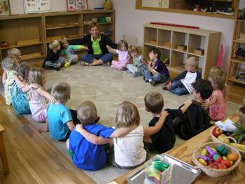 MCH Class at Montessori Children's School of Northfield